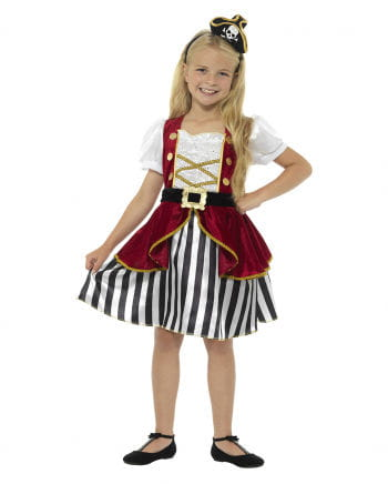 Pirate Child Costume Dress