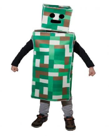 Pixel Monster Kids Costume