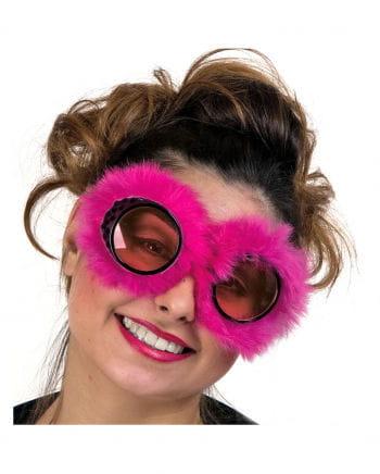 Plush Retro Glasses