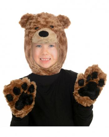 Plush Teddy Costume Set For Children