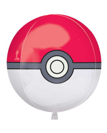 Pokemon Pokeball Foilballon Orbz