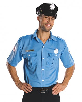 Police Officer Men´s Costume