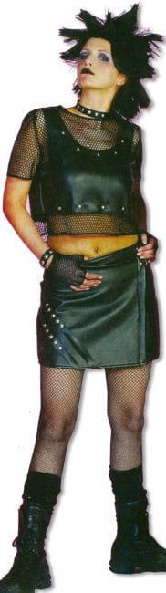 Punk costume Women