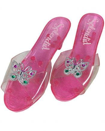 Pink Princess Shoes