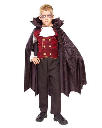 Little Vampire Rüdiger Kids Costume L