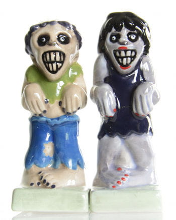Salz & Pfefferstreuer Zombies