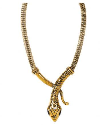 Schlangen Halskette
