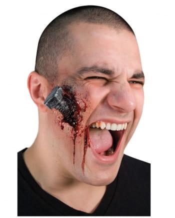 Bloody Screws Wound