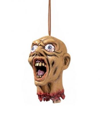 Schrumpfkopf Screaming Bubba Halloween Deko für Zombiefans | Horror ...