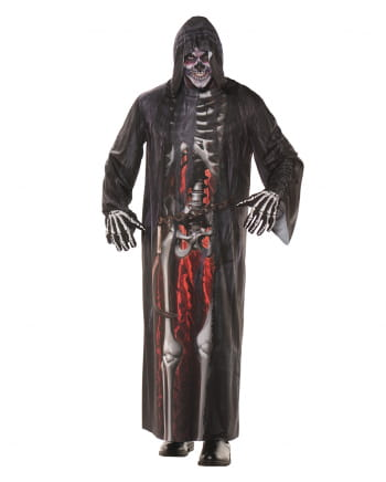 Grim Reaper Robe With Photoprint  sc 1 st  Horror-Shop.com & Grim Reaper Robe With Photoprint Sensenmann costume   horror-shop.com