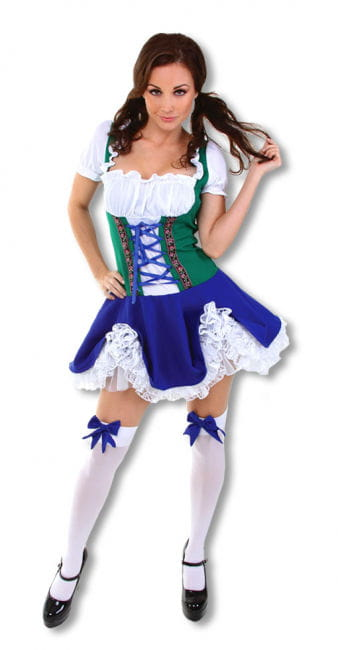 Sexy Gretel Costume XLarge  sc 1 st  Horror-Shop.com & Sexy Gretel Costume XLarge | Plus Size Women`s Costumes | horror ...