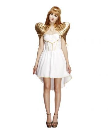 Sexy Engel Kostüm weiß