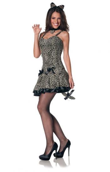 sexy leopard dress mini dress in leopard design horror. Black Bedroom Furniture Sets. Home Design Ideas