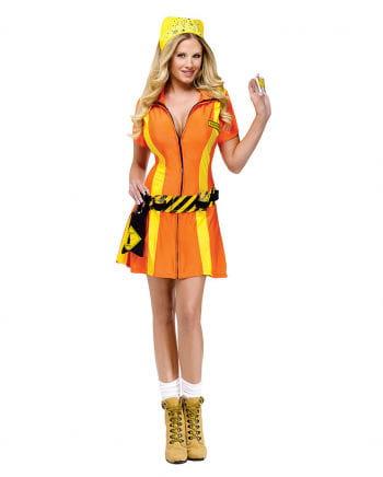 Sexy margins assistant costume | Erotic costumes | horror-shop.com