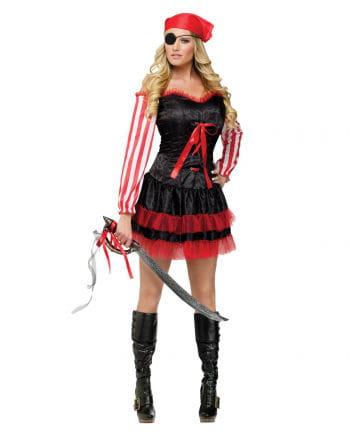 Sexy Piratin Kostüm