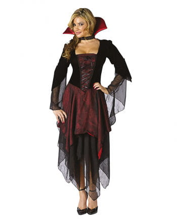 Sexy Vampir Lady Kostüm ML