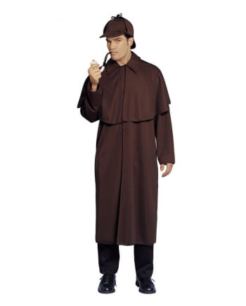 sherlock holmes coat cool detective cloak horror. Black Bedroom Furniture Sets. Home Design Ideas