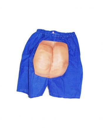 Shorts mit Po-Backen