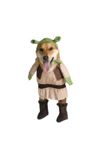 Shrek Hundekostüm Deluxe
