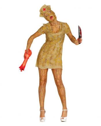 Silent Mountain Zombie Nurse Costume