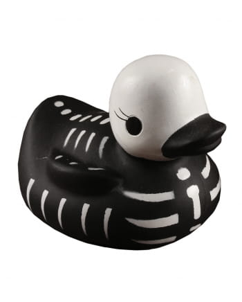 Skeleton Rubber Duck 7cm
