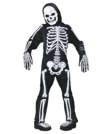 Skelett 3D Kinderkostüm