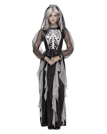 Skeleton Bride women\'s costume | Gothic Wedding coverings | horror ...