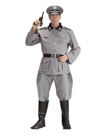 Soldaten Uniform Grau
