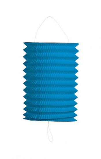 Summer party lantern blue