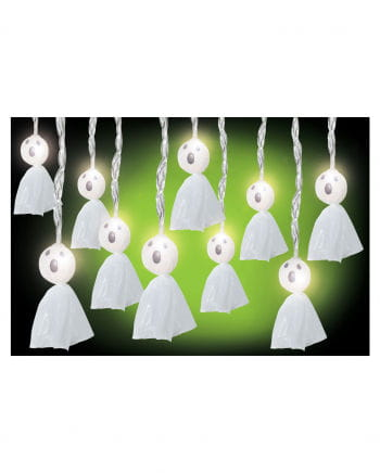 Spooky ghost fairy lights