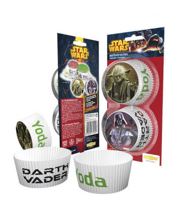 Star Wars Muffin Cases 50 pcs.