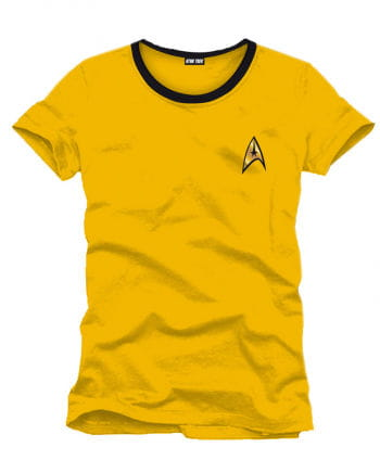 Star Trek T-Shirt Captain Kirk Plus Size