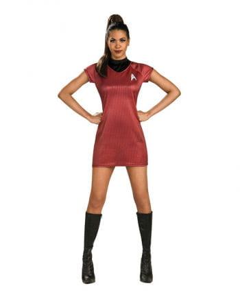 Star Trek Uhura costume for women  sc 1 st  Horror-Shop.com & Star Trek Uhura costume for women   Star Trek Dress   horror-shop.com