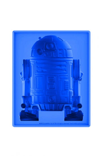 Star Wars Silikon-Form R2-D2