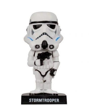 Star Wars Stormtrooper Bobble-Head Figure