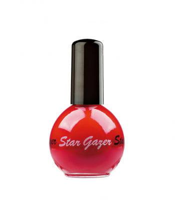 Stargazer nail polish Cadmium Red