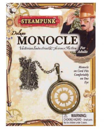 Steampunk Monokel