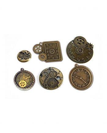Steampunk Watch Pendant Set