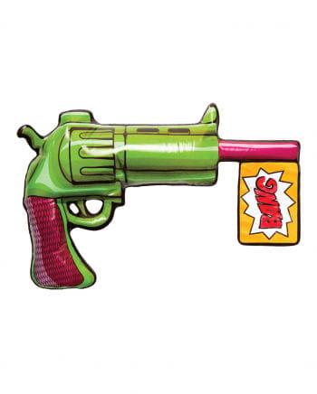 Joker Revolver aufblasbar
