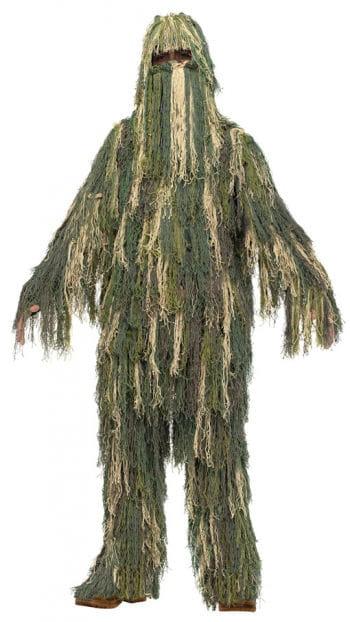 Sumpf Tarn-Anzug Kinderkostüm