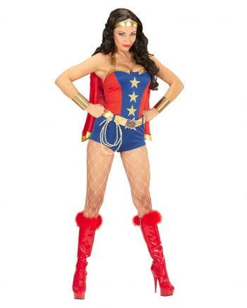 Super Power Girl Costume