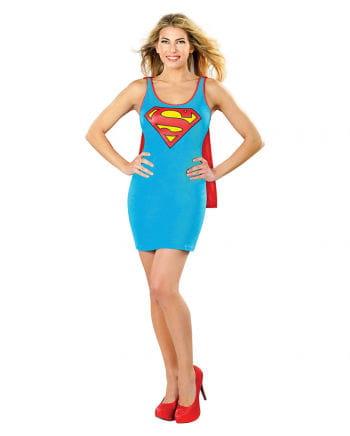 Supergirl Tanktop-Minikleid
