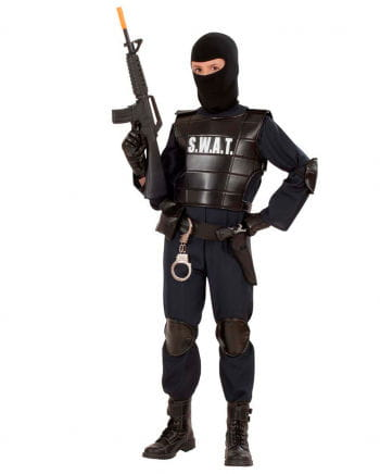 SWAT Officer Kids Costume