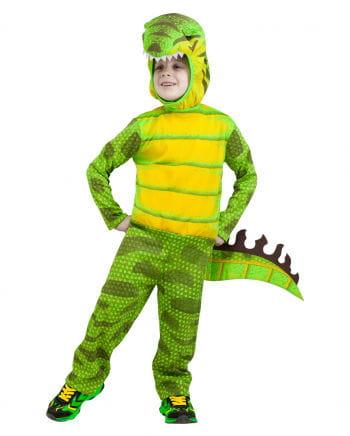 T-Rex Kleinkinder Kostüm mit Mütze