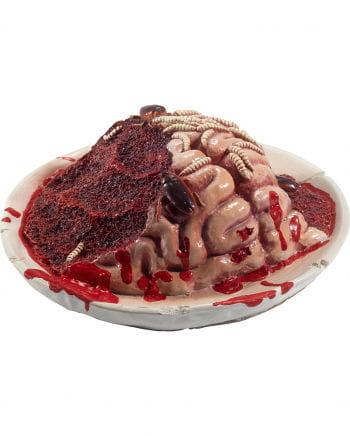 Zombie Gehirn Teller