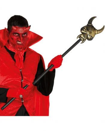 Devil's Head Staff