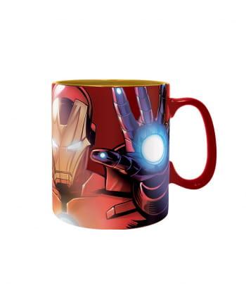 The Armored Avenger Iron Man Tasse