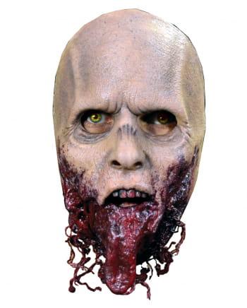 The Walking Dead Jawless Zombie Maske