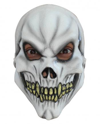 Totenkopf Latex Kinder Maske