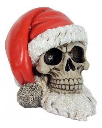Skull - Santa With Beard